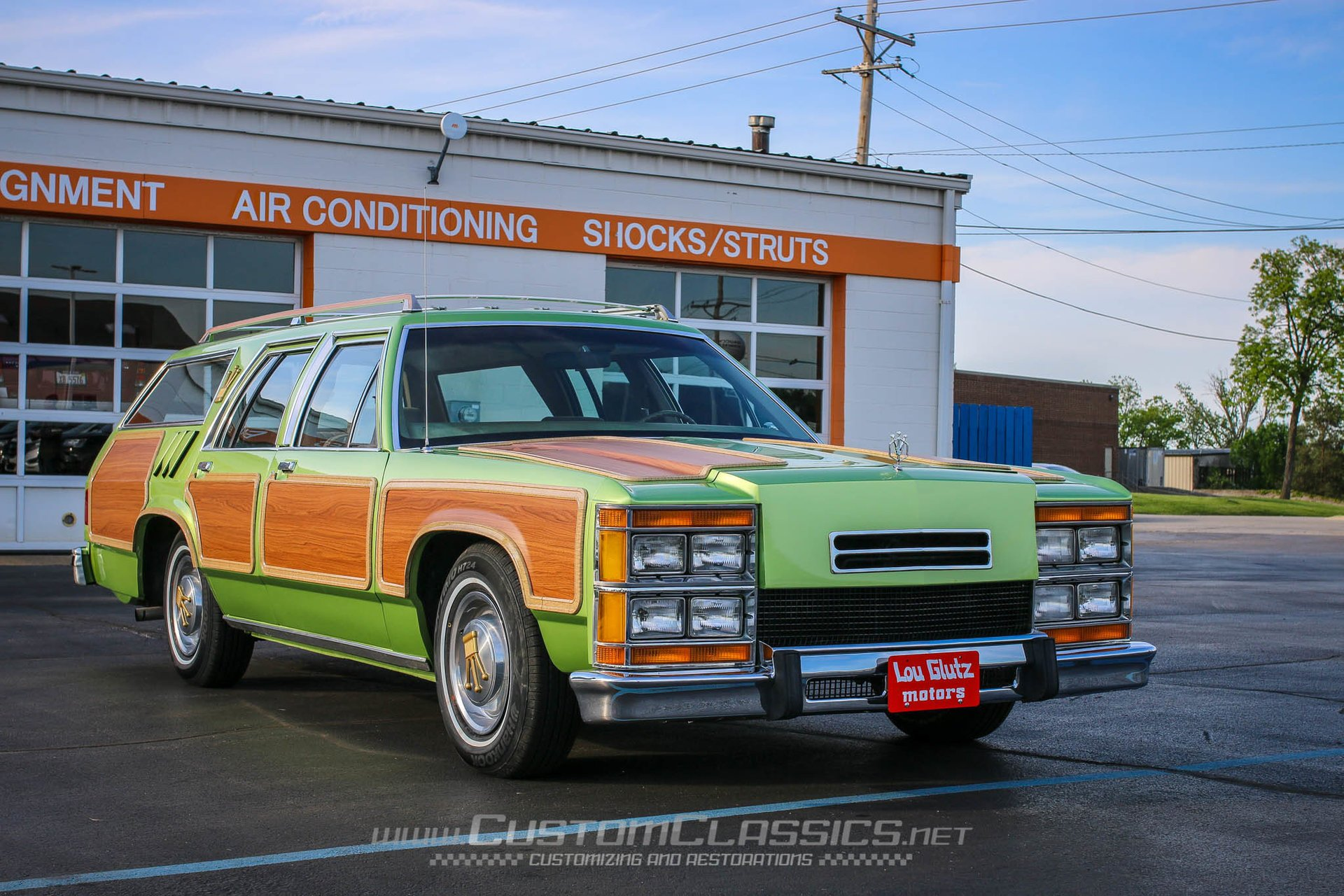 1982 Ford LTD