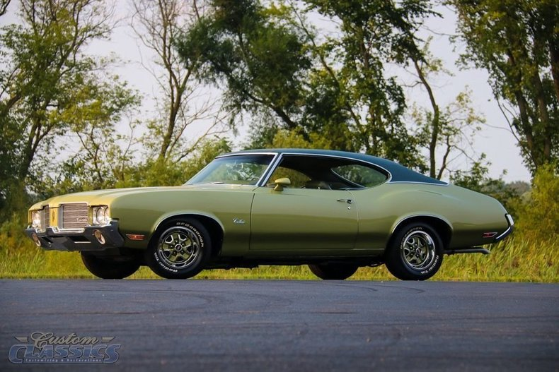 1971 Oldsmobile Cutlass for sale #5563 | Motorious