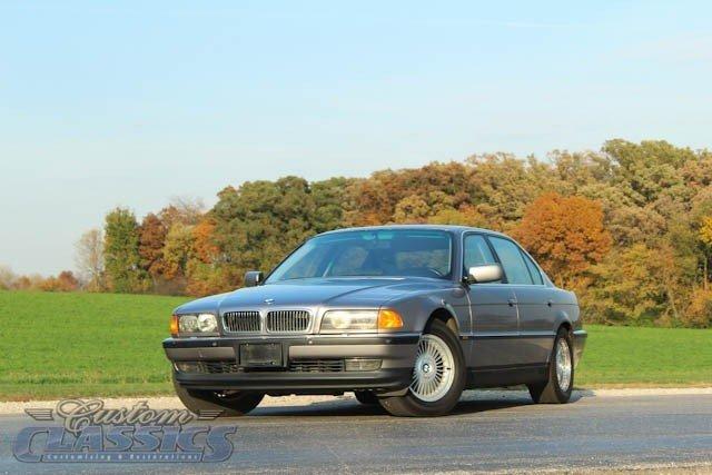 1996 BMW 750il