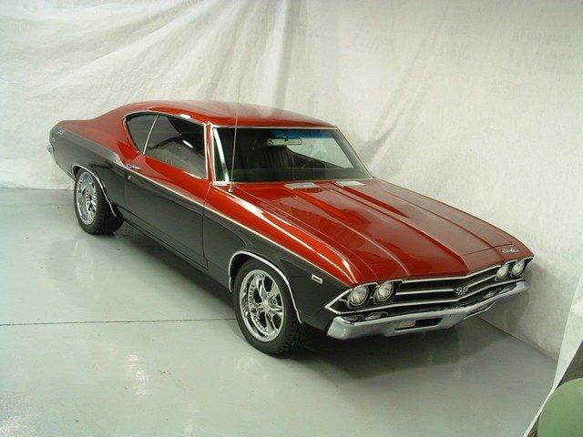 1969 Chevrolet Chevelle   Custom Classics Auto Body and Restoration
