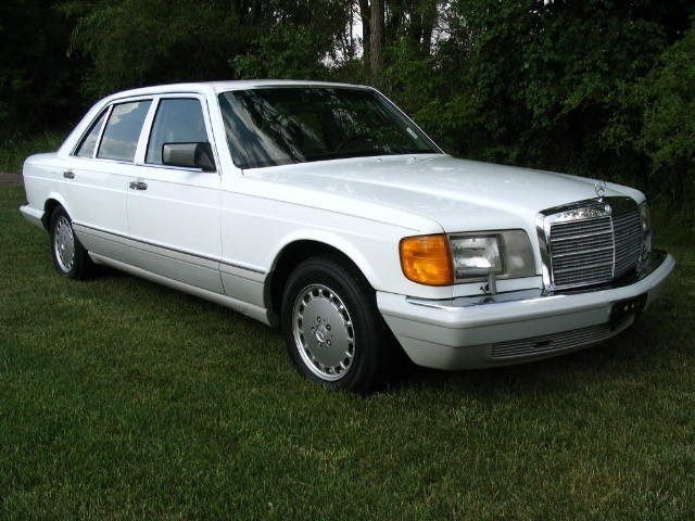 1991 Mercedes 560