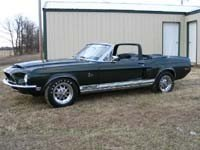 1968 Shelby GT 500