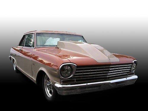 1963 Chevrolet SS