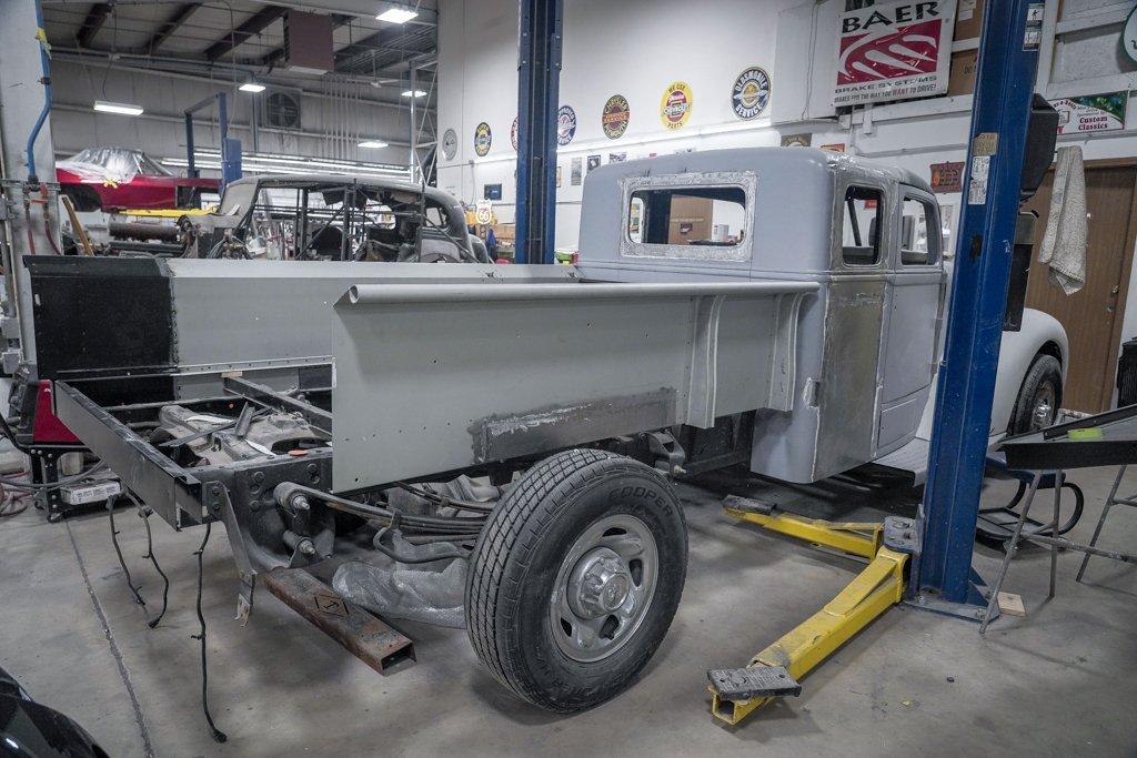 1947 Diamond T Truck