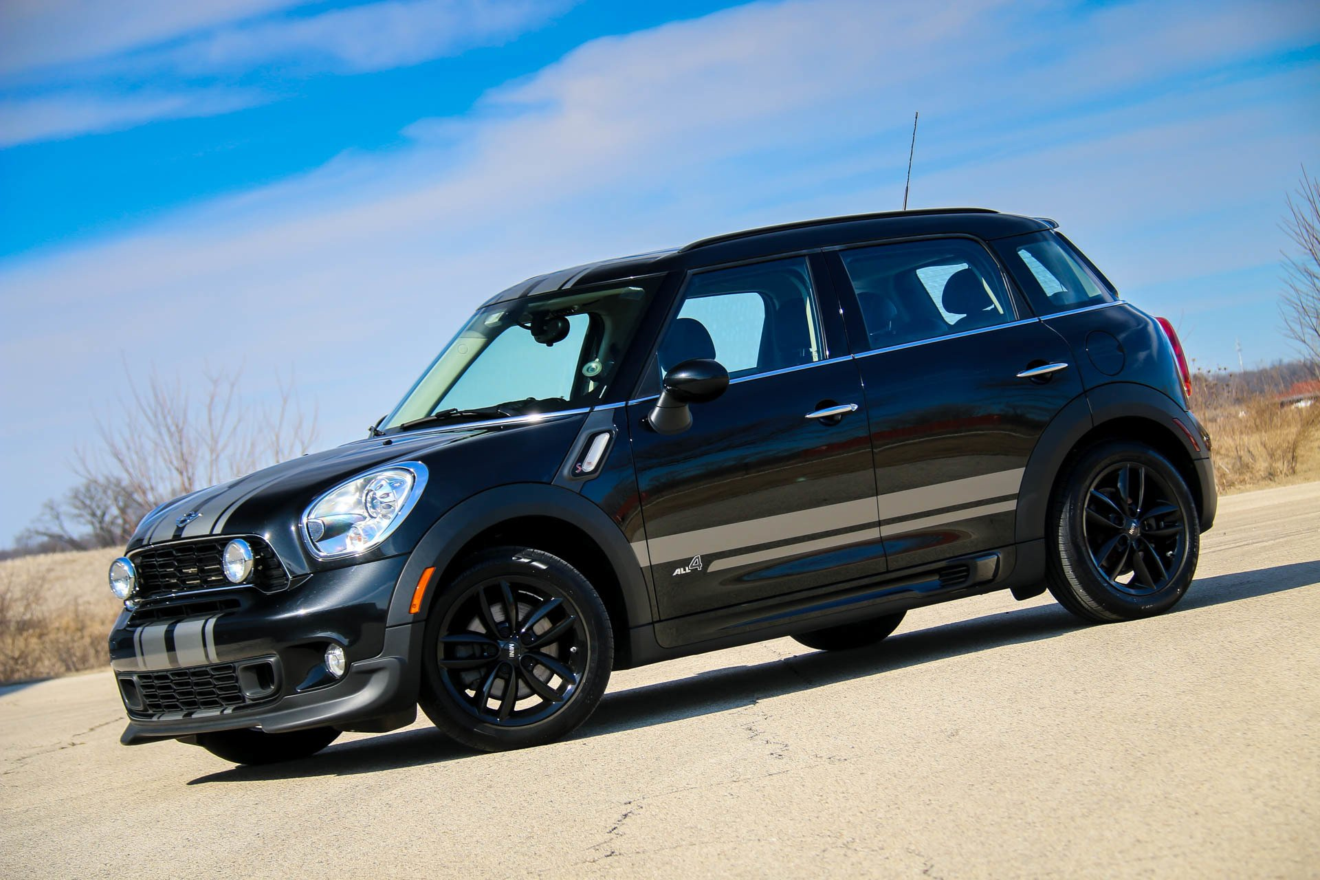 2013 Mini Cooper S Countryman