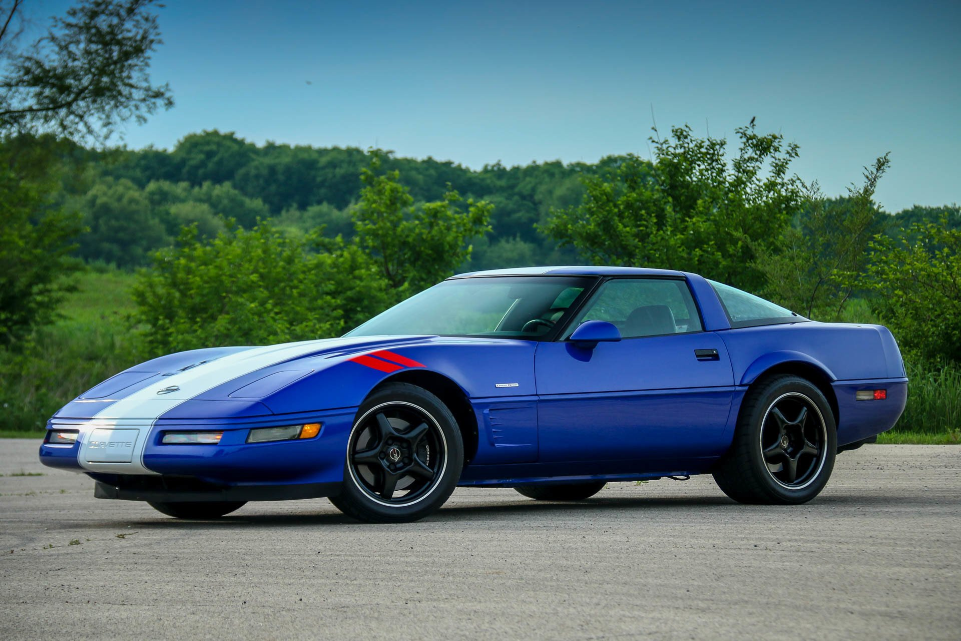 1996 Chevrolet Corvette Grand Sport Custom Classics Auto Body And Restoration