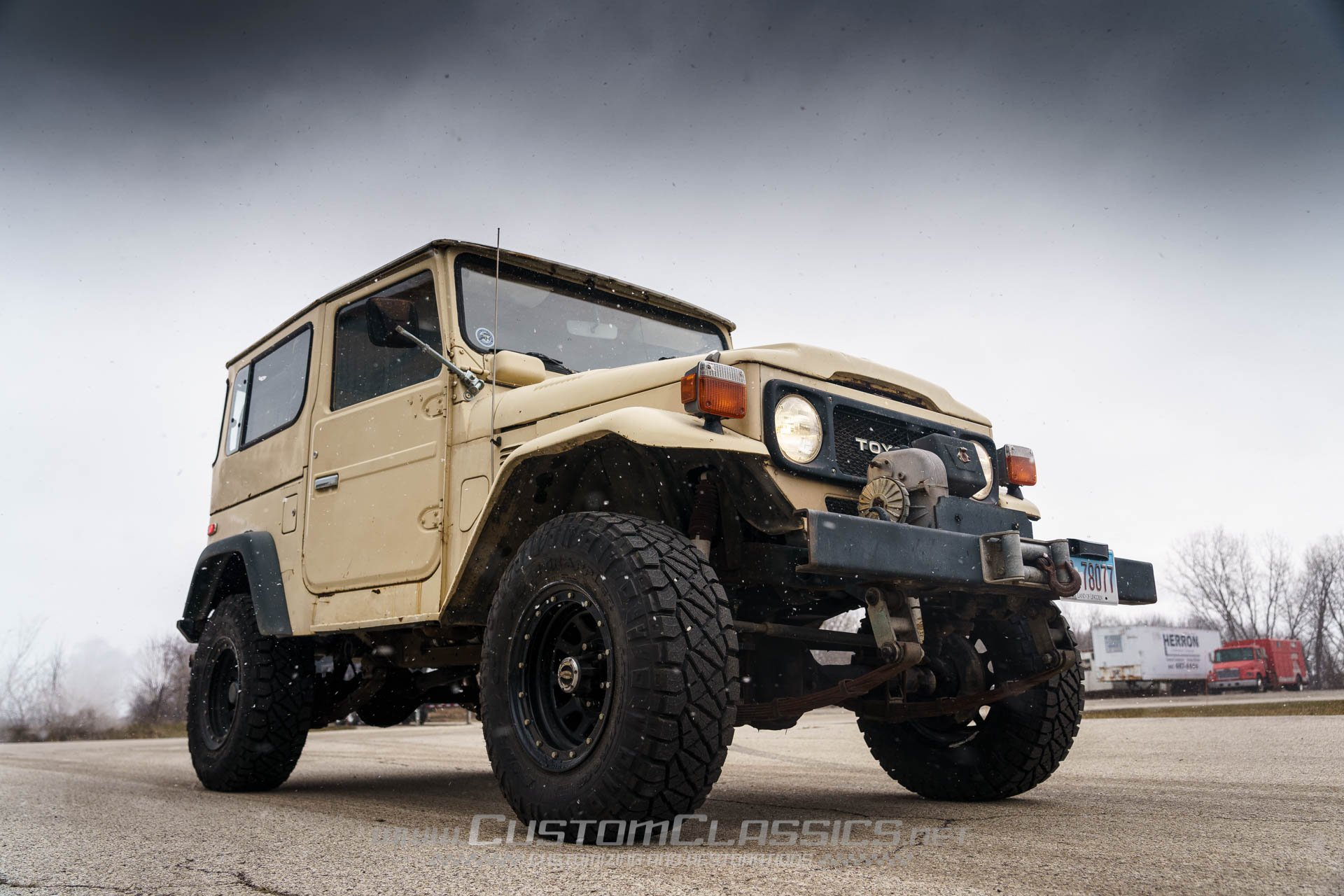 1979 Toyota Land Cruiser | Custom Classics Auto Body and Restoration