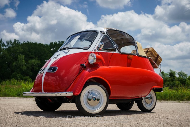 1959 BMW Isetta 300 Convertible For Sale