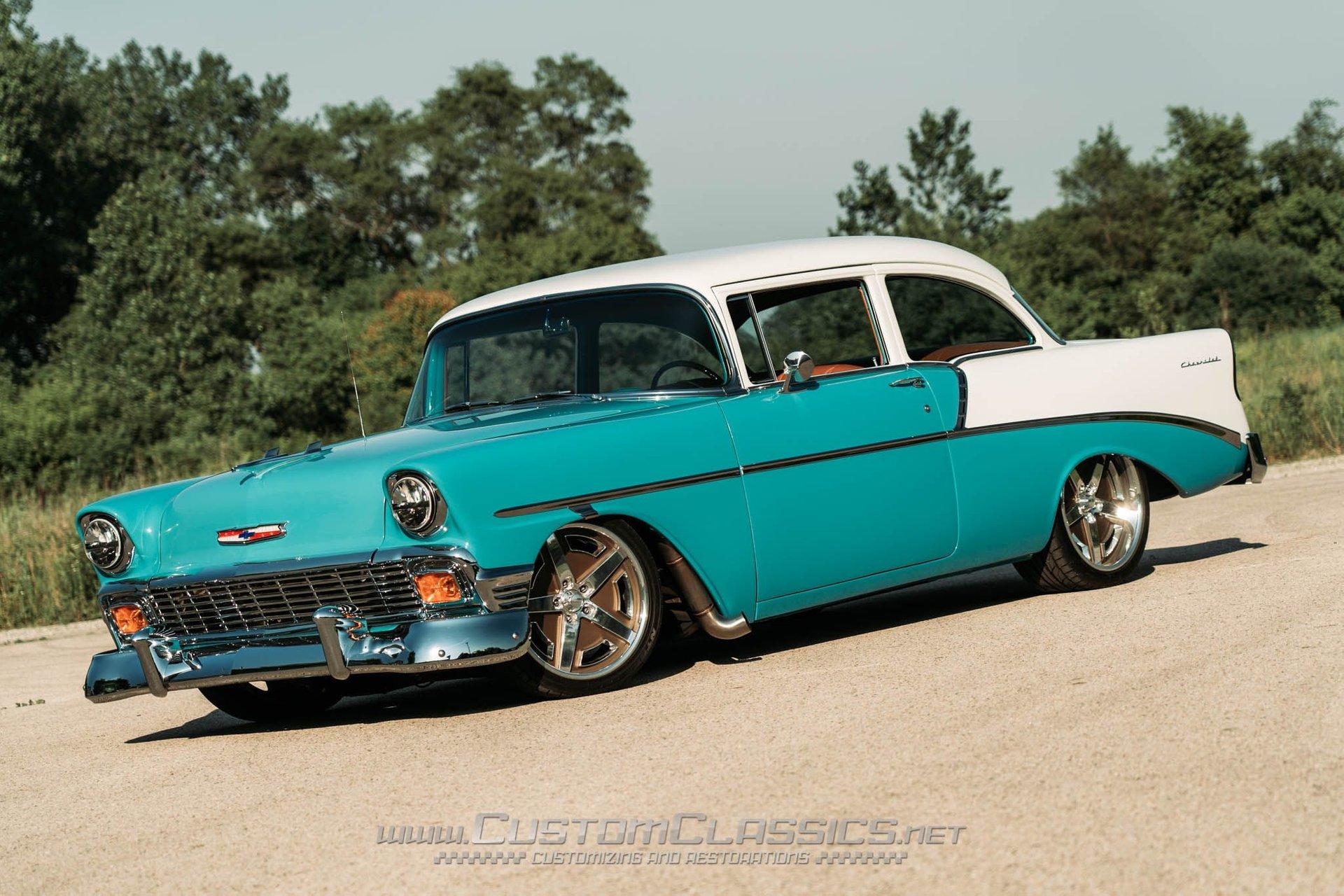 1956 Chevrolet 210 Pro Touring