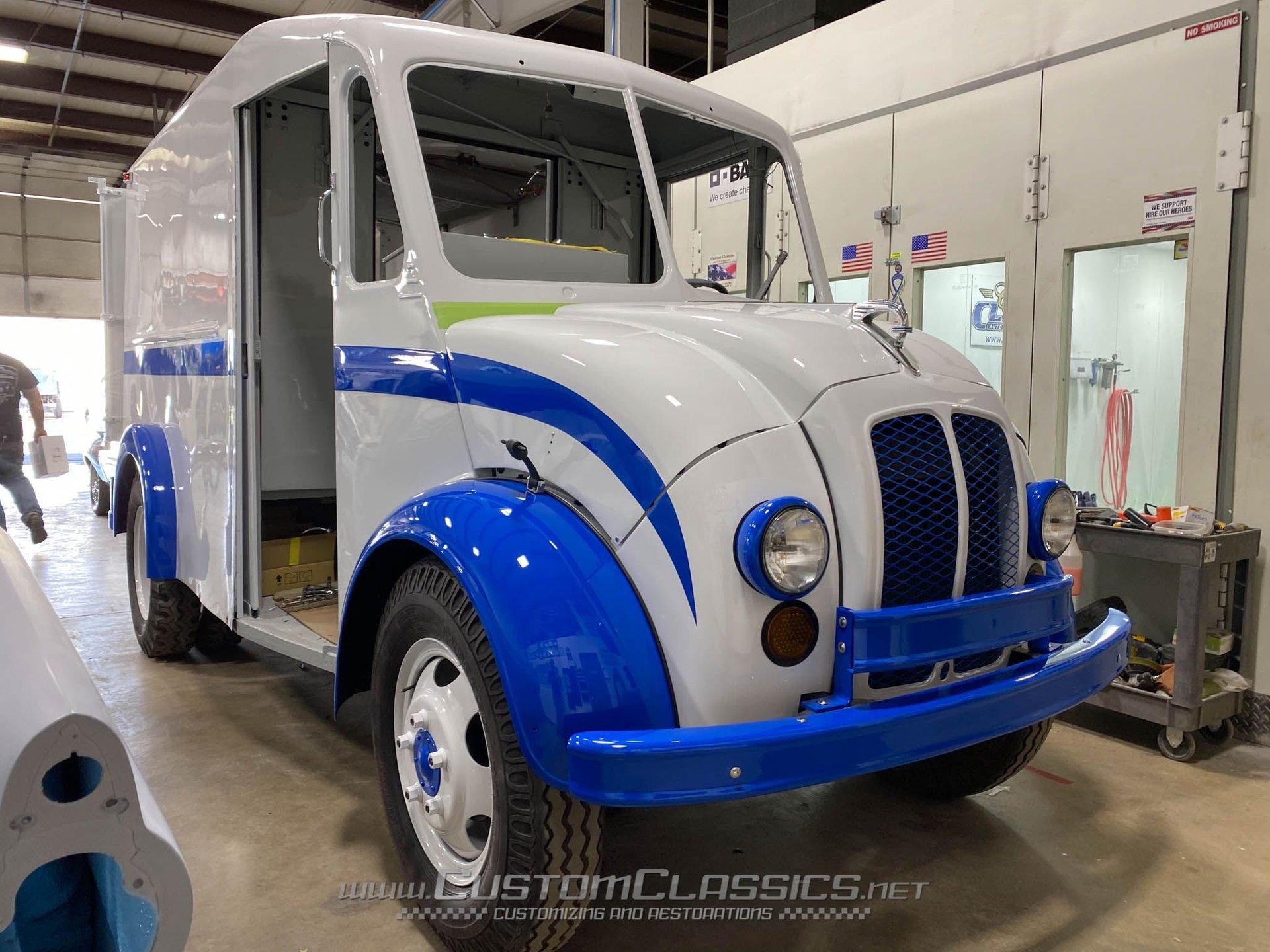 1963 Divco Milk Truck