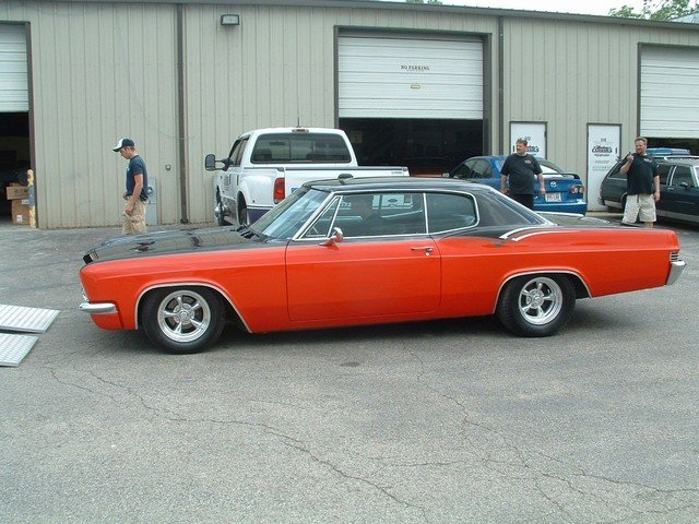 1966 Chevrolet Caprice | Custom Classics Auto Body and