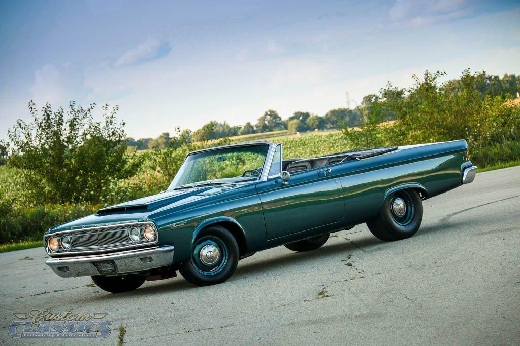 1965 Dodge Coronet Max Wedge Tribute