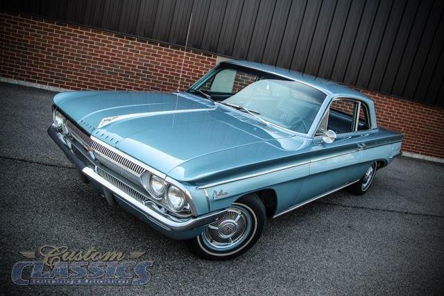 1962 Oldsmobile Cutlass | Custom Classics Auto Body and Restoration