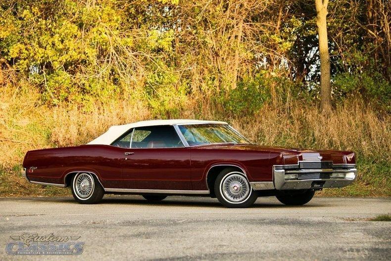 1969 Mercury Marquis For Sale
