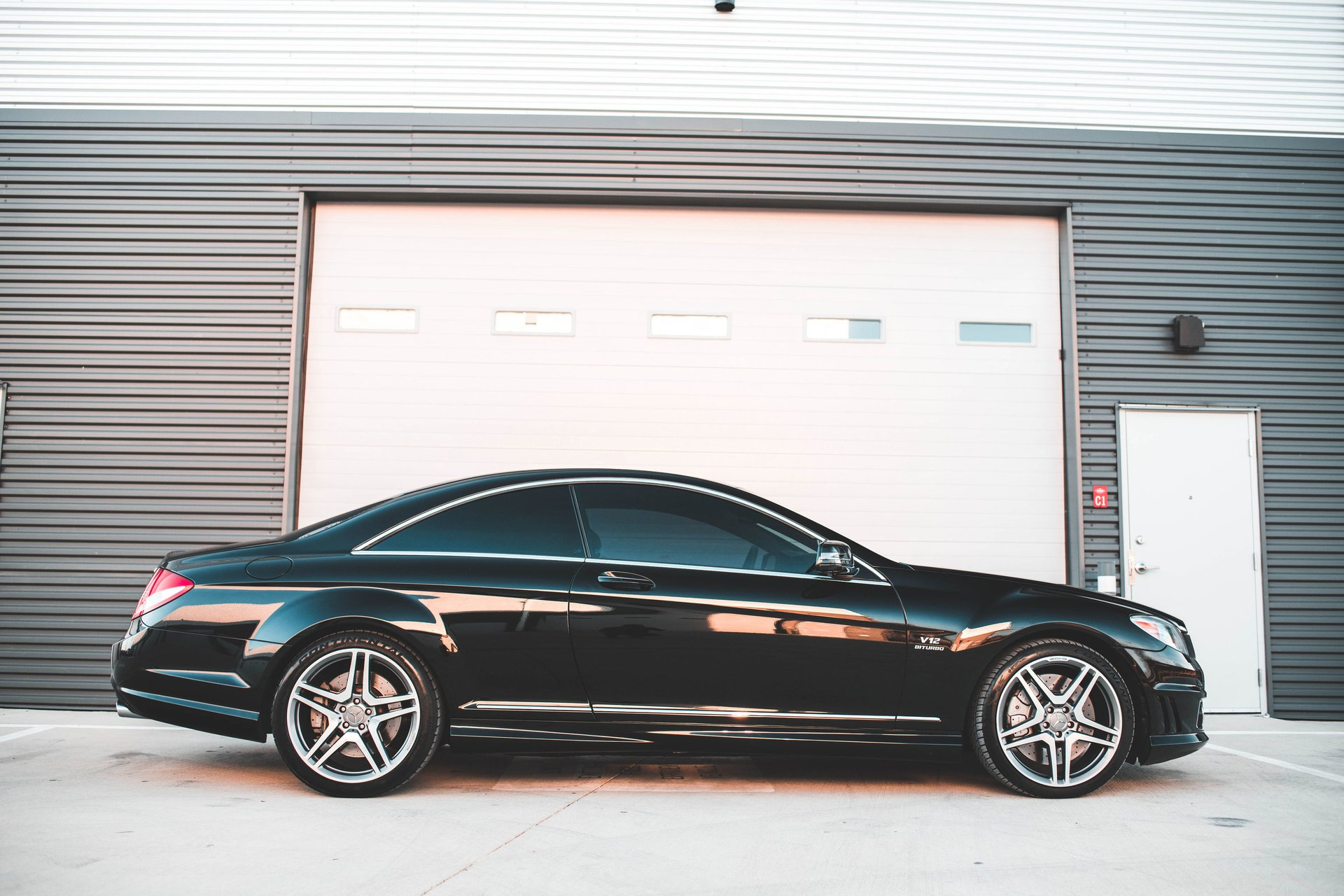 2010 mercedes benz cl class 2dr cpe cl 65 amg rwd