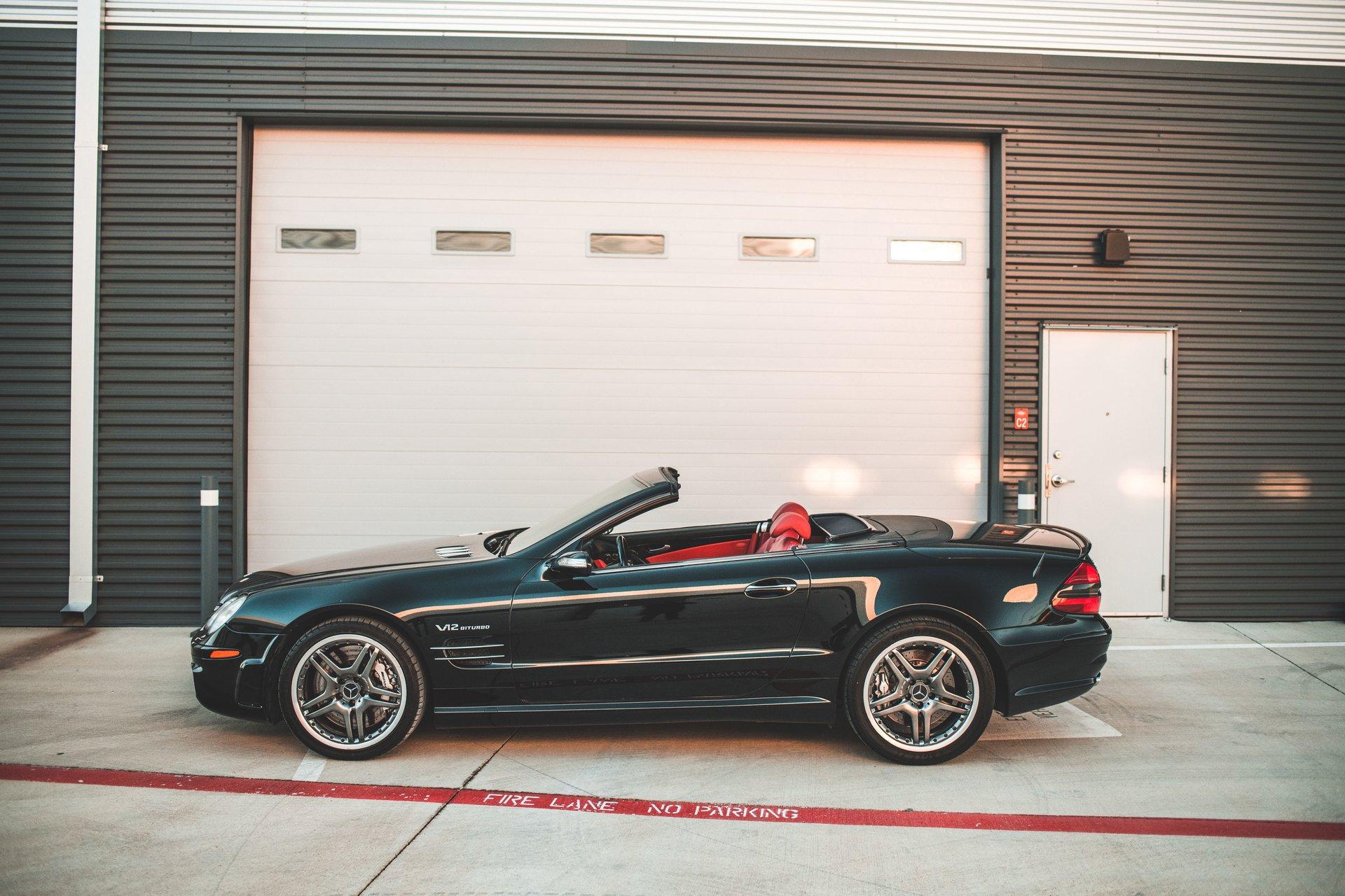 2005 mercedes benz sl class 2dr roadster 6 0l amg