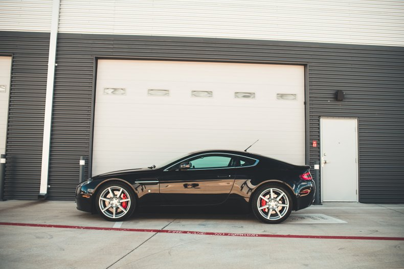 2007 Aston Martin Vantage For Sale