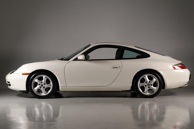2000 Porsche 911 Carrera For Sale