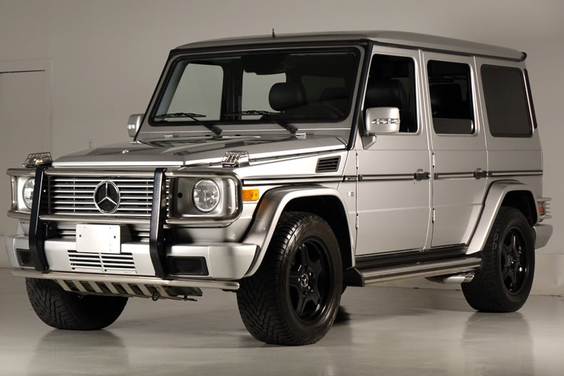2004 Mercedes-Benz G-Class For Sale