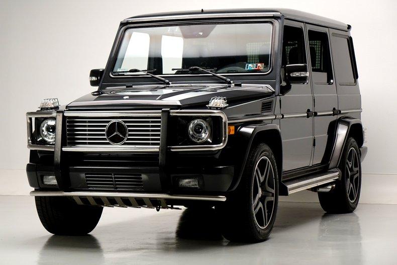 2004 Mercedes-Benz G-Class For Sale