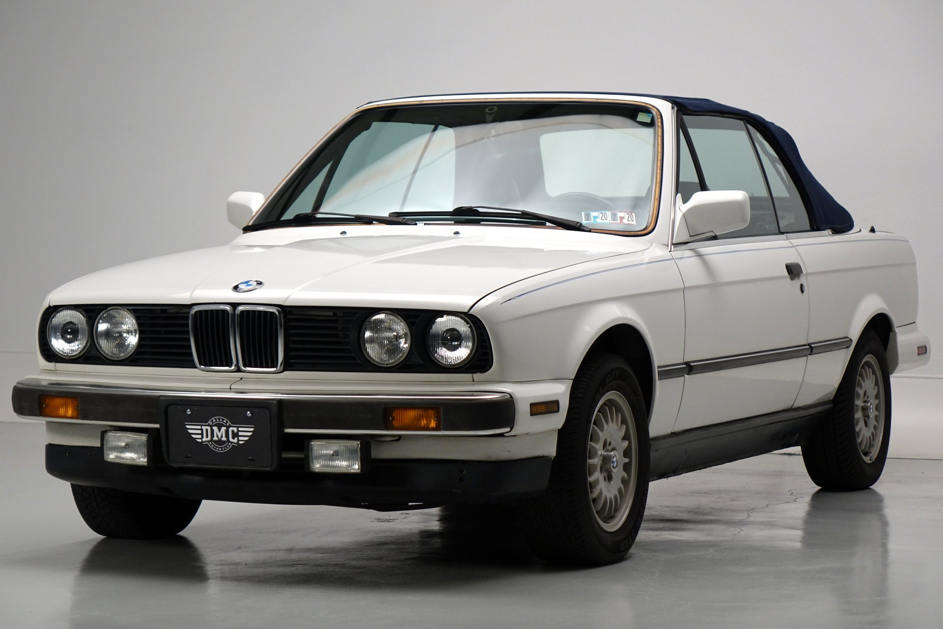 1989 bmw 3 series 2dr convertible 325ic