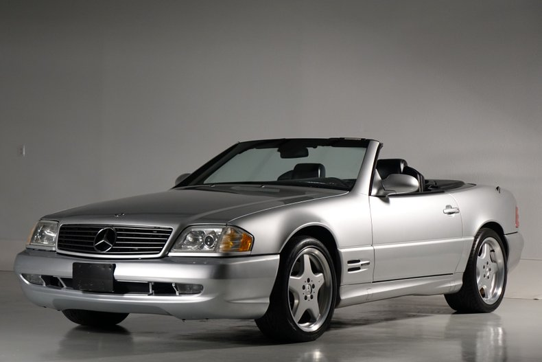 2000 Mercedes-Benz SL-Class For Sale