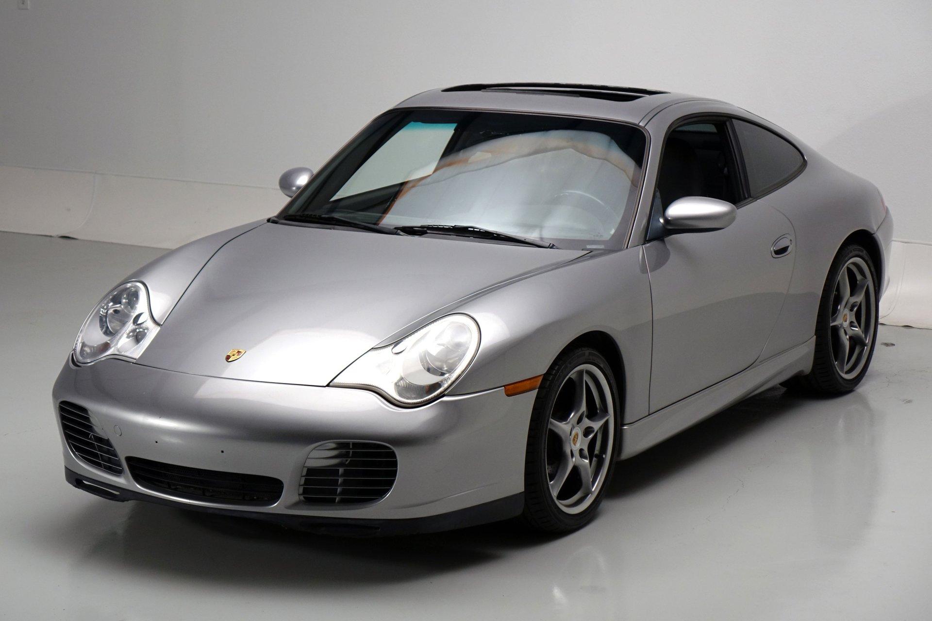 2004 porsche 911 2dr cpe carrera 6 spd manual