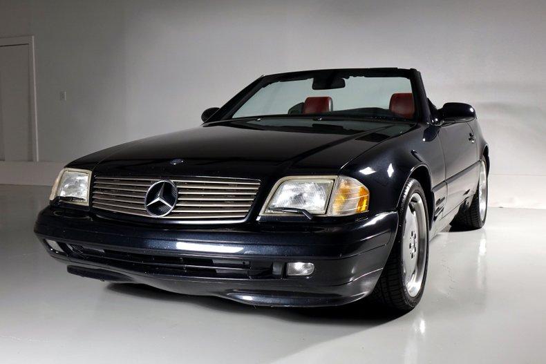 2000 Mercedes-Benz SL-Class 2dr Roadster 5 0L for sale