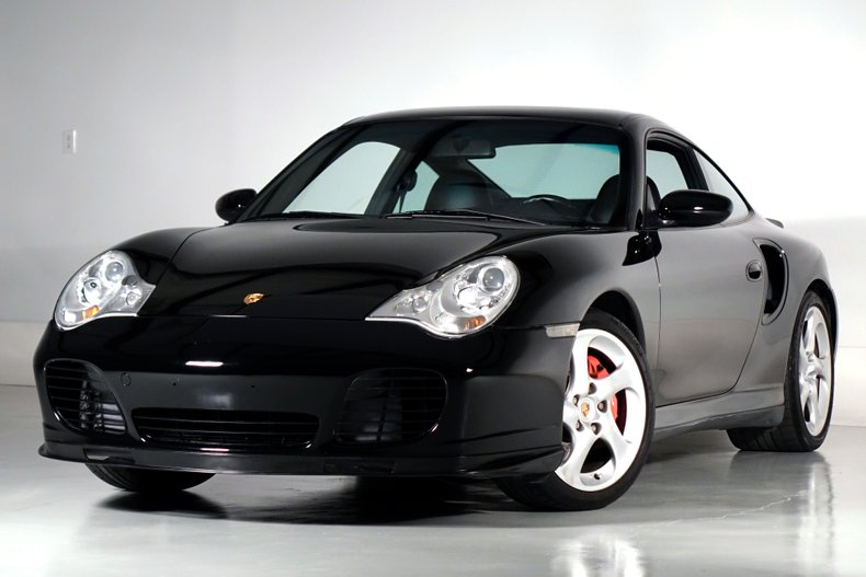 2001 Porsche 911 Carrera For Sale
