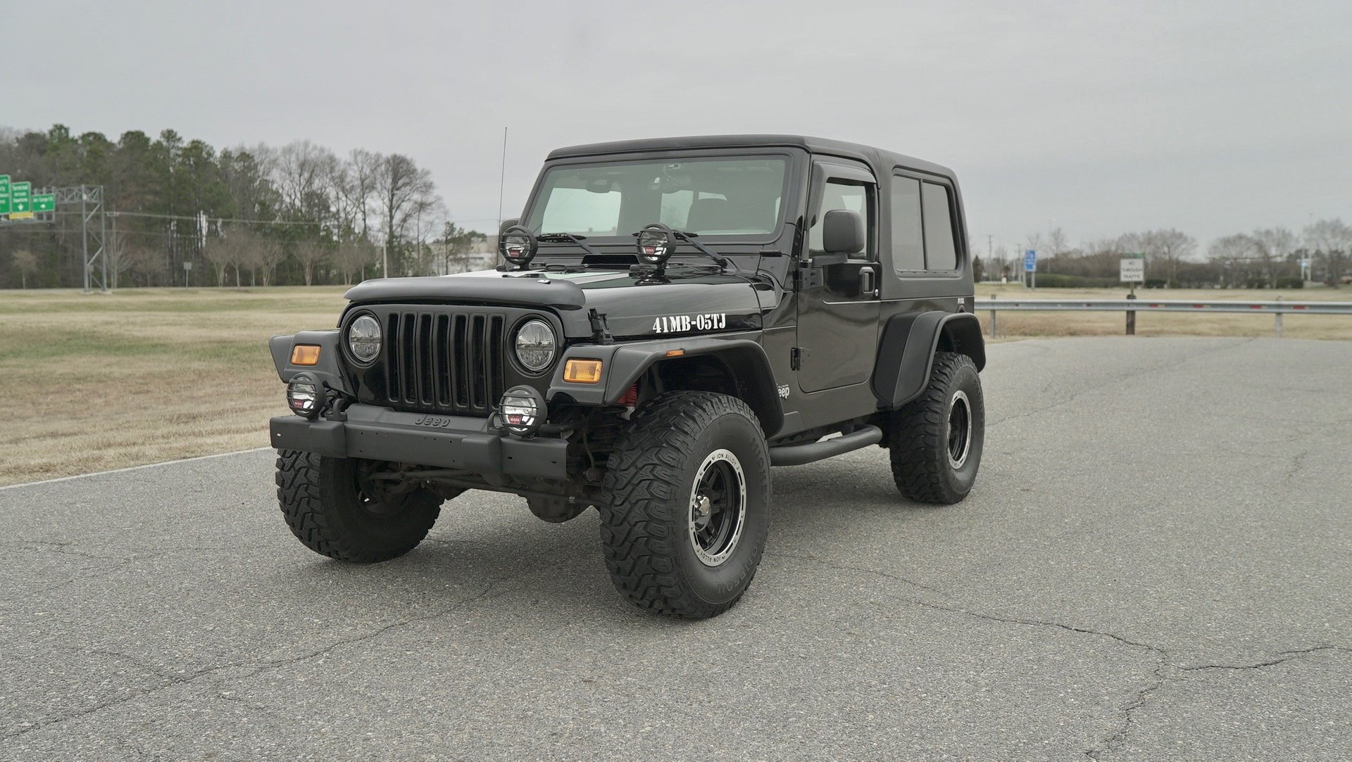 2005 jeep wrangler 2dr unlimited lwb