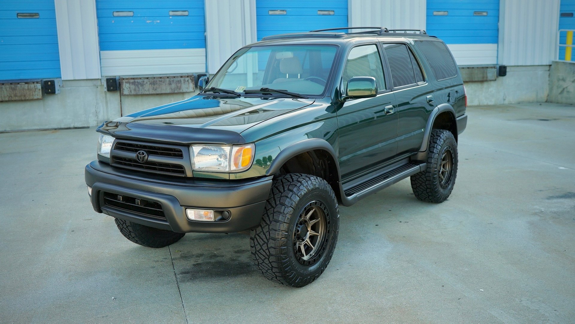 1999 toyota 4runner custom built lifted modified