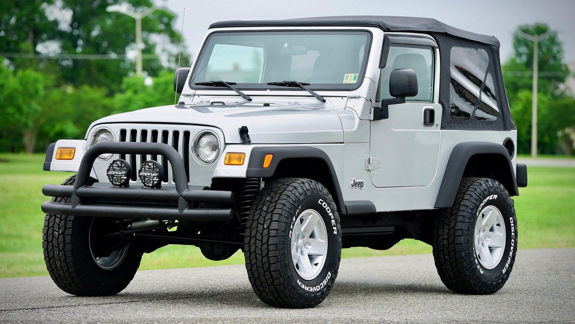 2006 jeep wrangler 2dr x