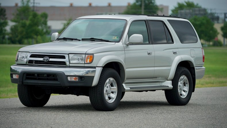 2000 Toyota 4Runner