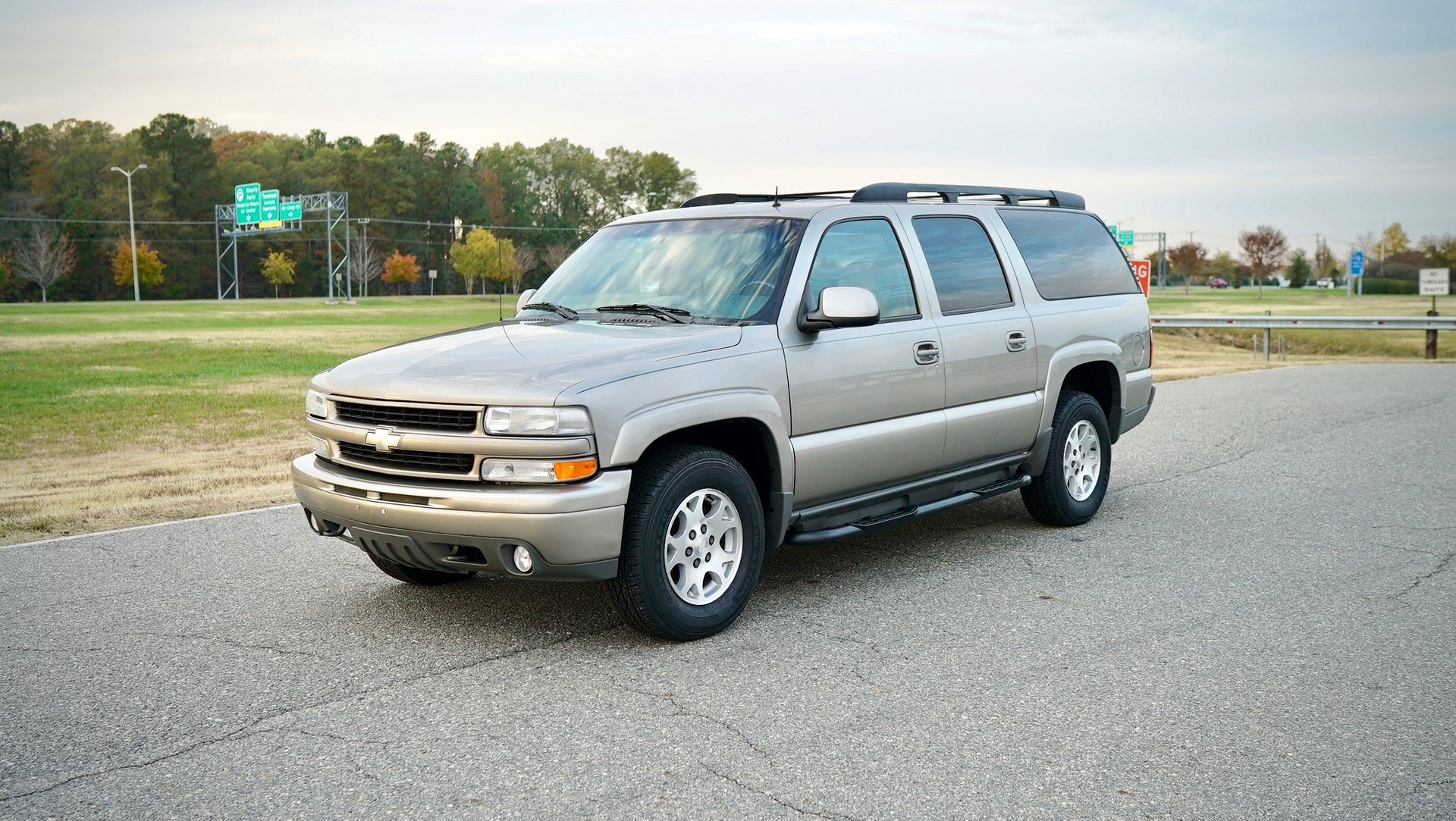 2002 chevrolet suburban 4dr 1500 4wd z71