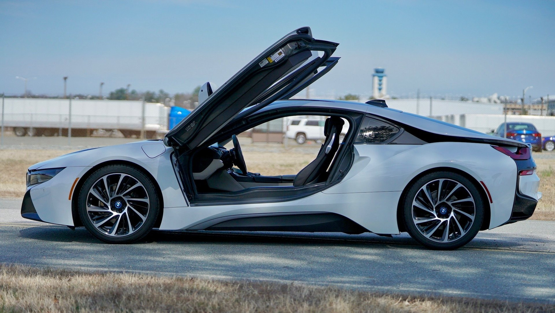 2014 bmw i8 tera world package