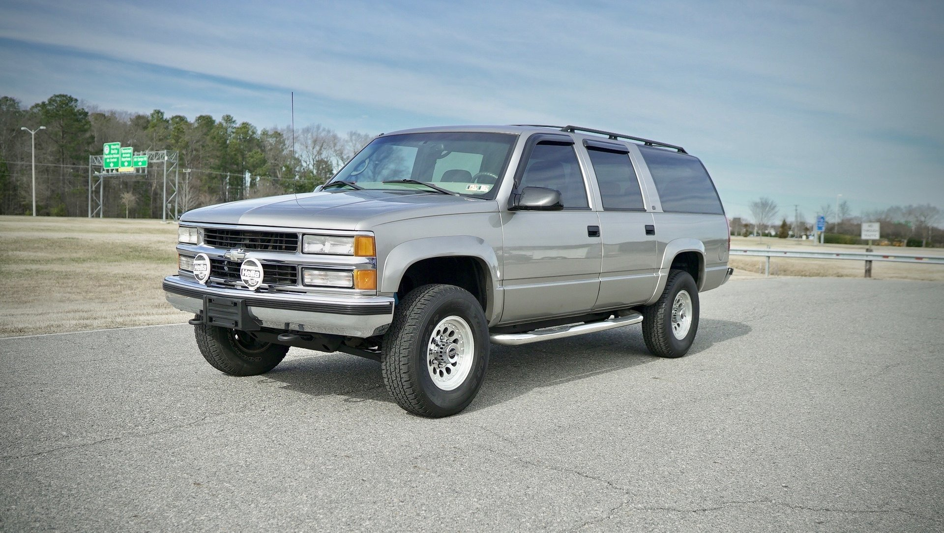 1999 chevrolet suburban 2500 4wd