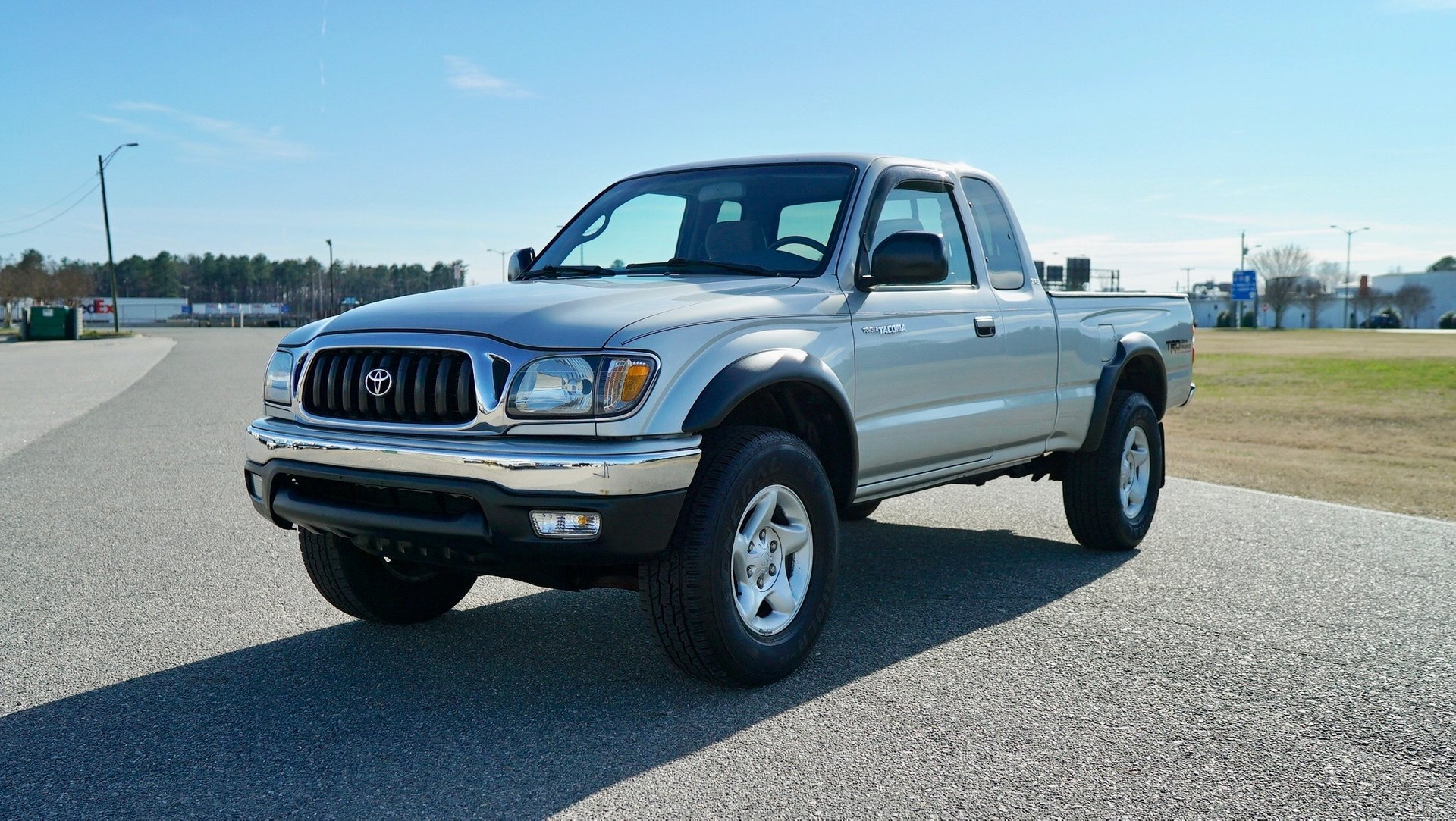 2003 toyota tacoma trd 5 speed 4x4