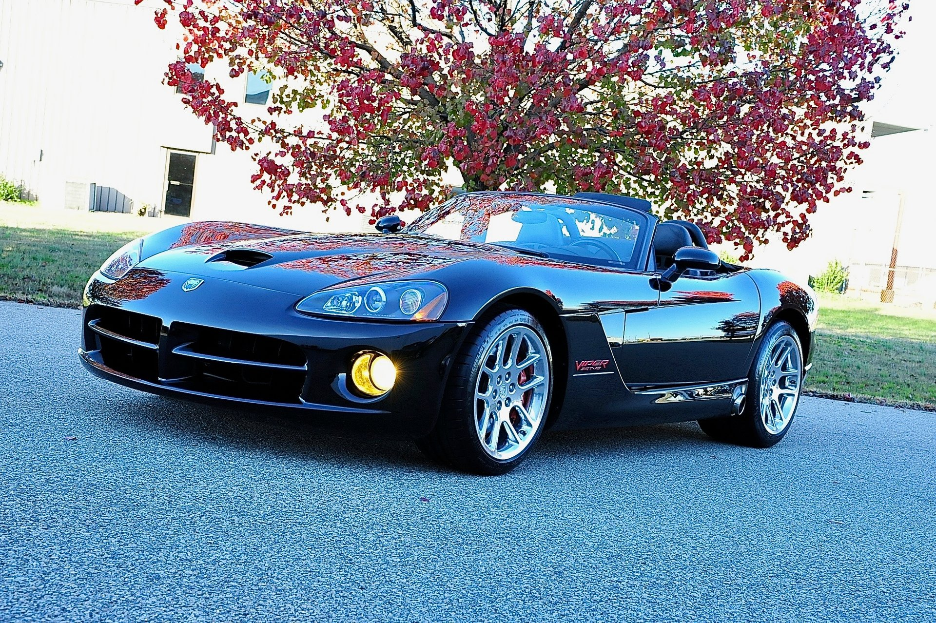 2003 dodge viper 2dr srt 10 convertible