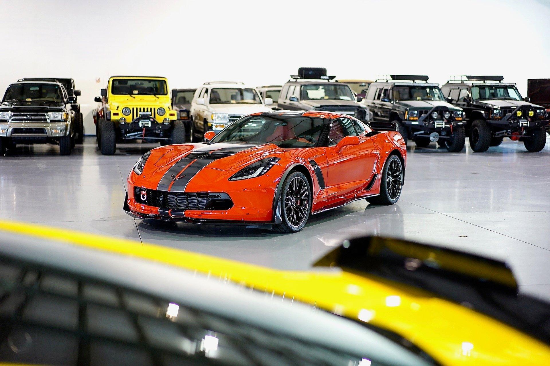 2016 chevrolet corvette 2dr z06 cpe w 2lz