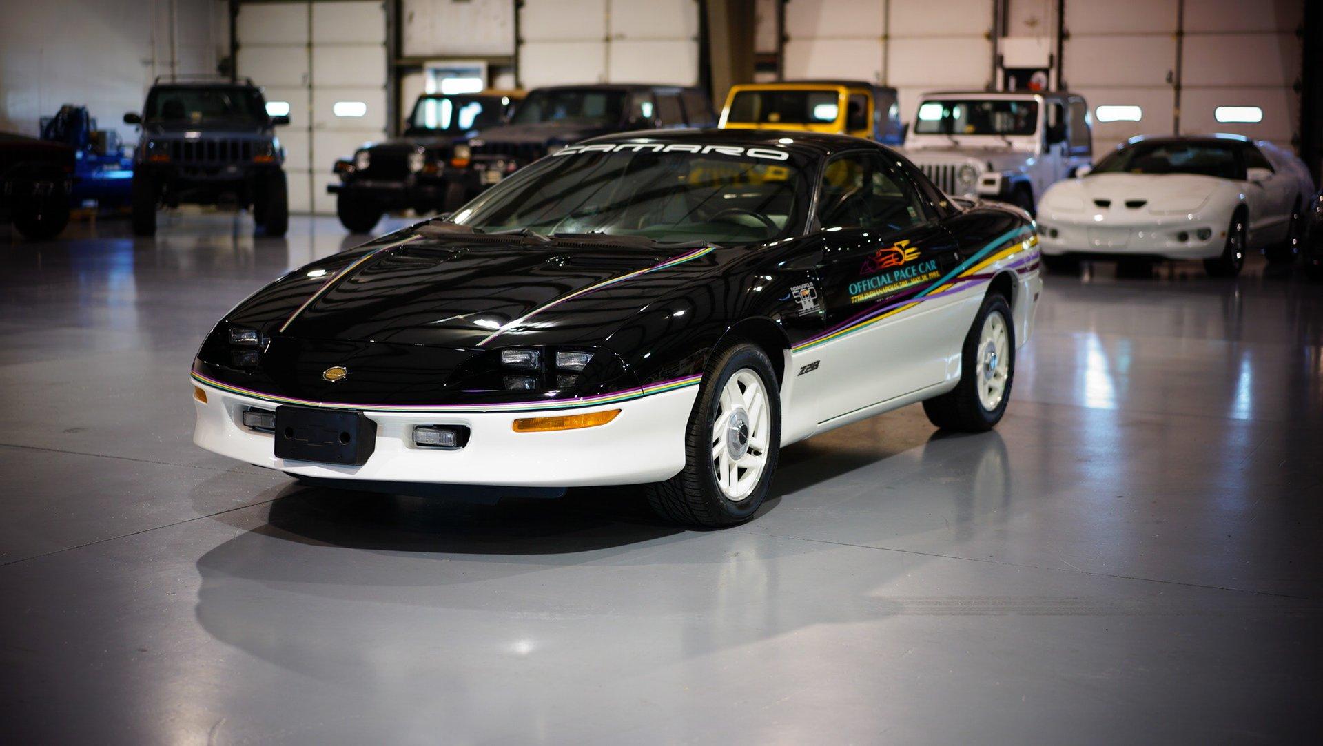 1993 chevrolet camaro 2dr coupe z28
