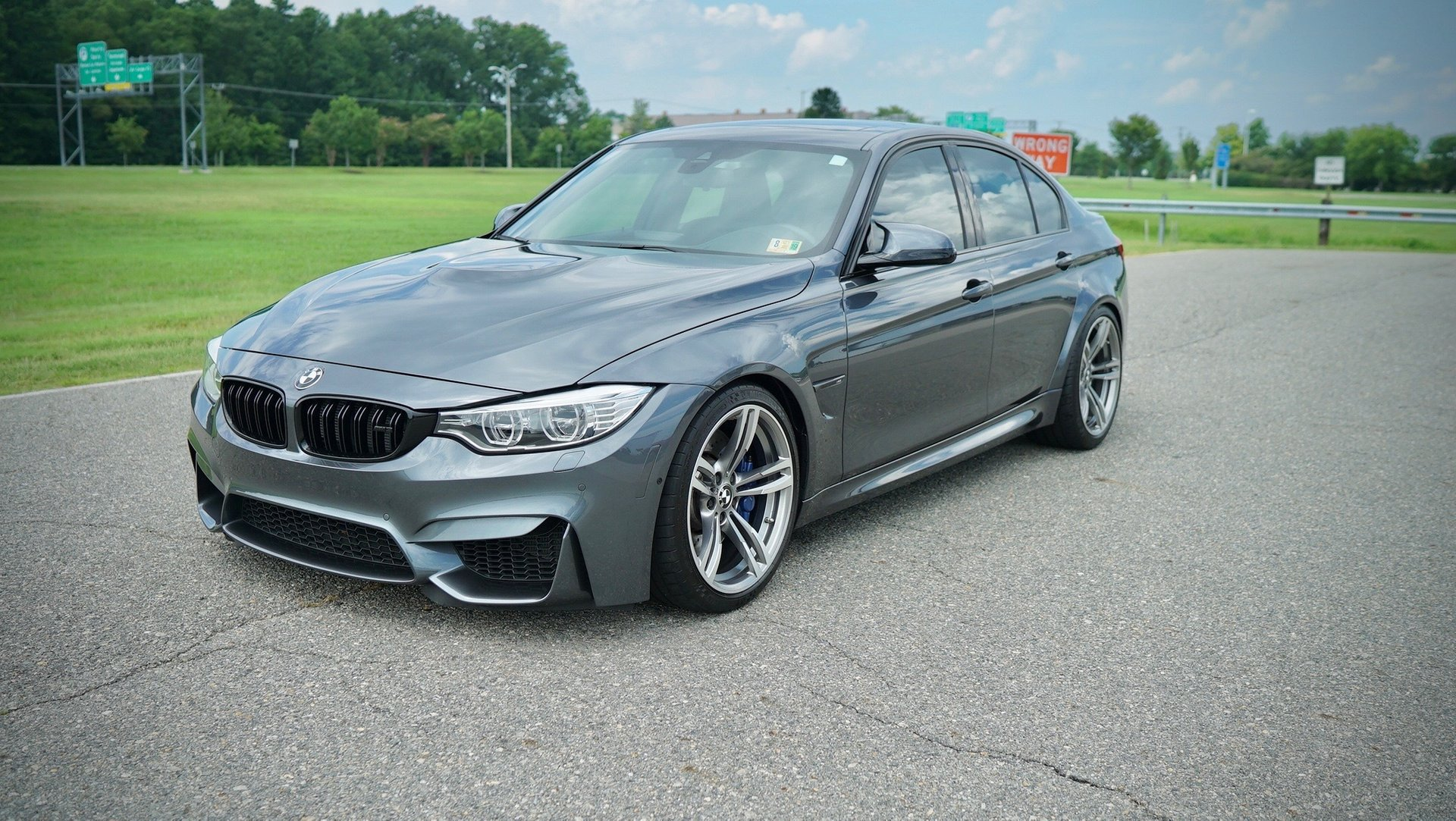 2015 bmw m3 4dr sdn
