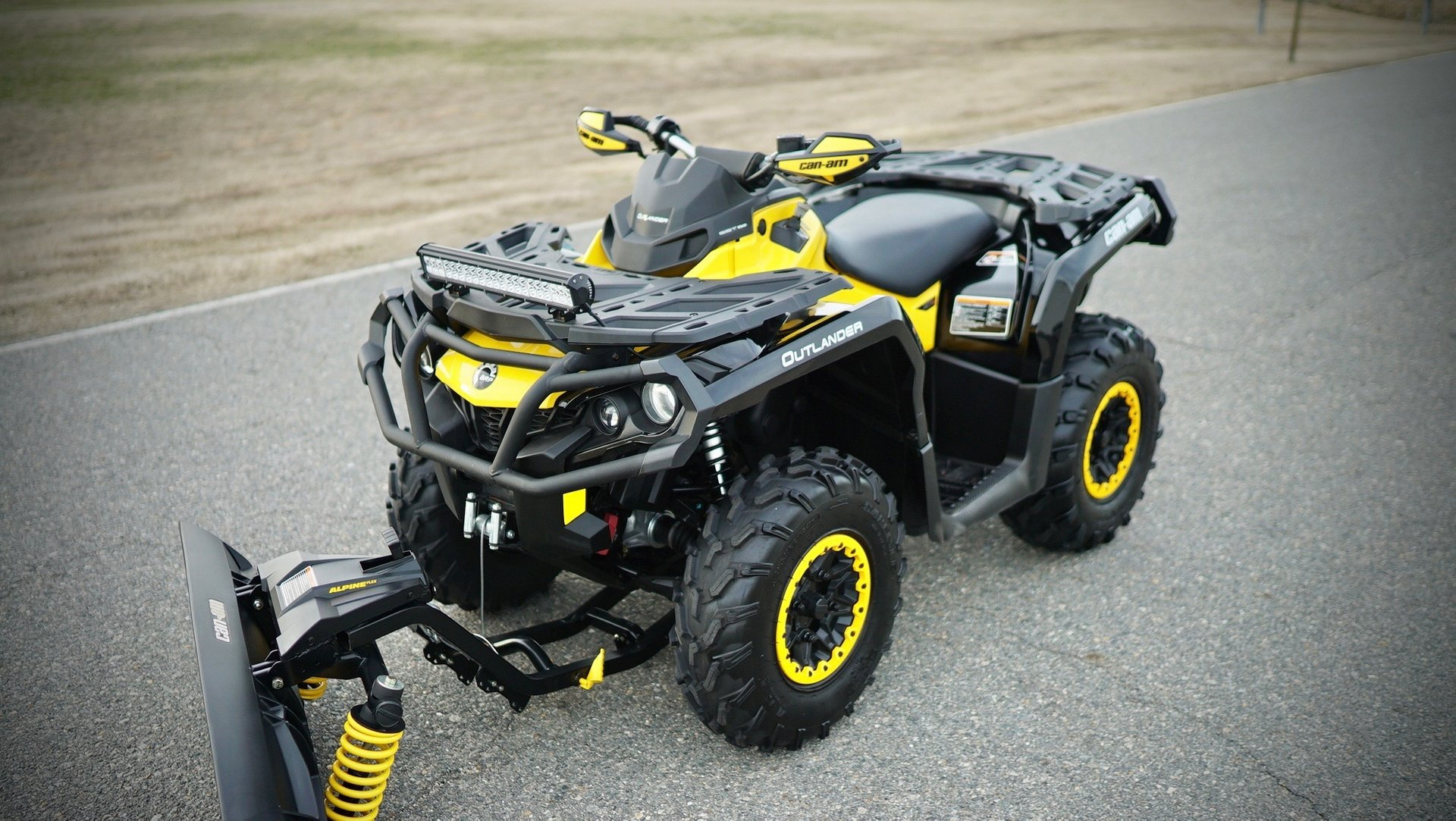 2014 can am outlander 800xtp