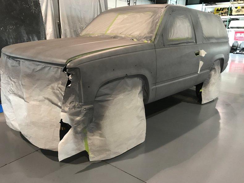 1992 Chevrolet K Blazer