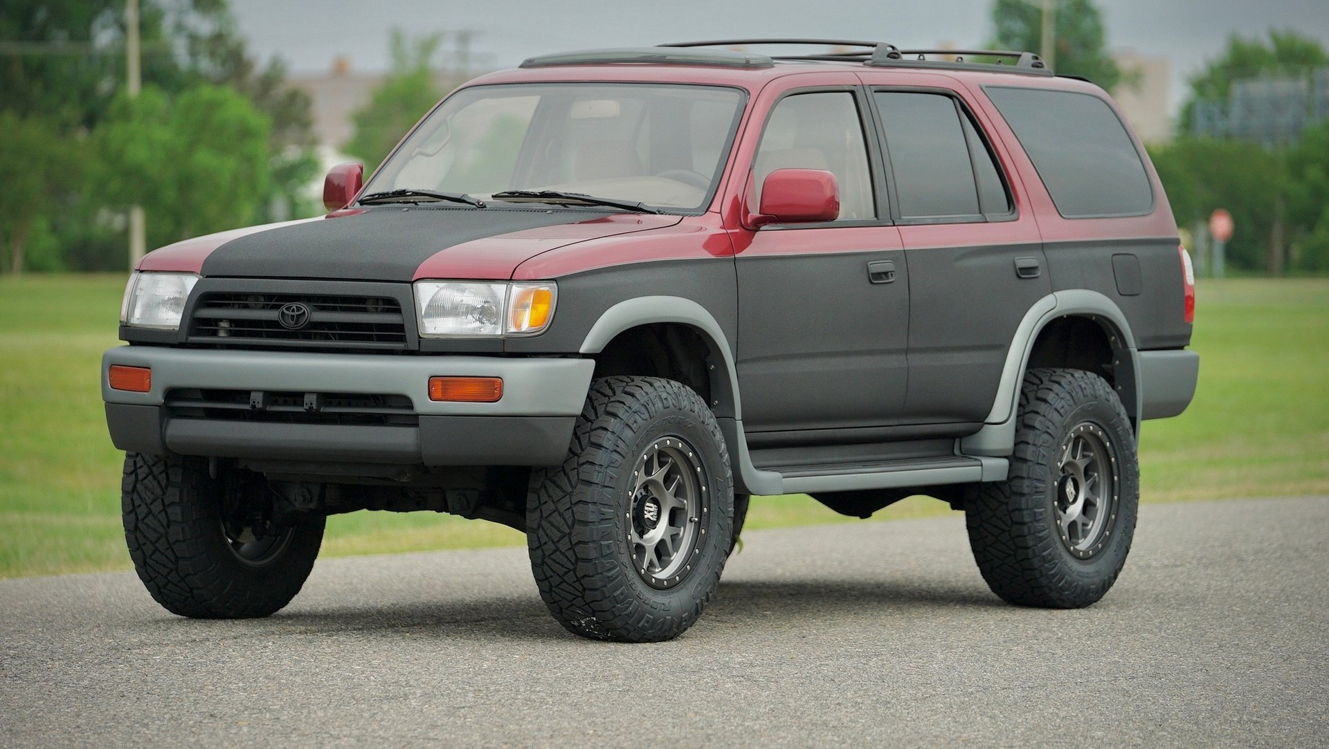 1998 toyota 4runner new das build 5 speed
