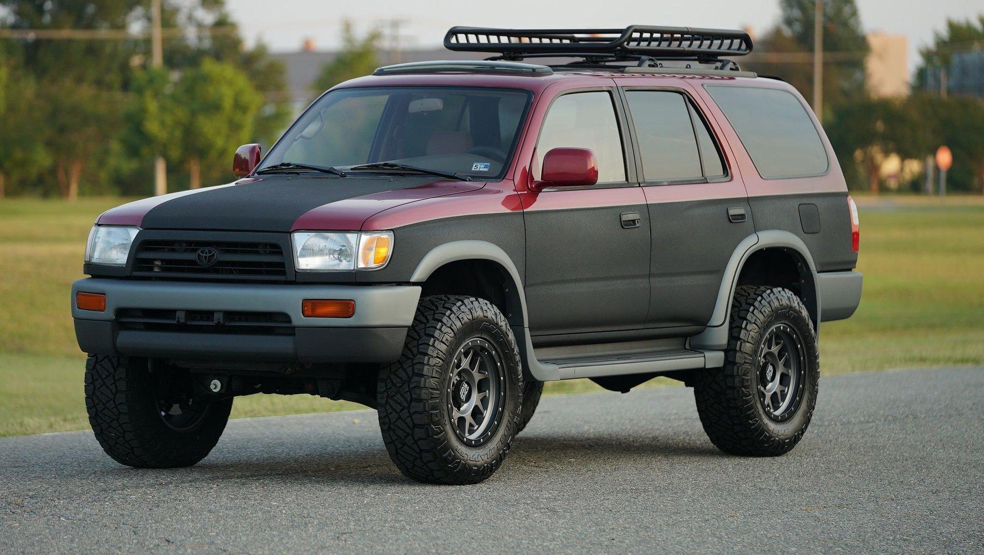 Build A Toyota >> 1998 Toyota 4runner New Das Build 5 Speed Ebay