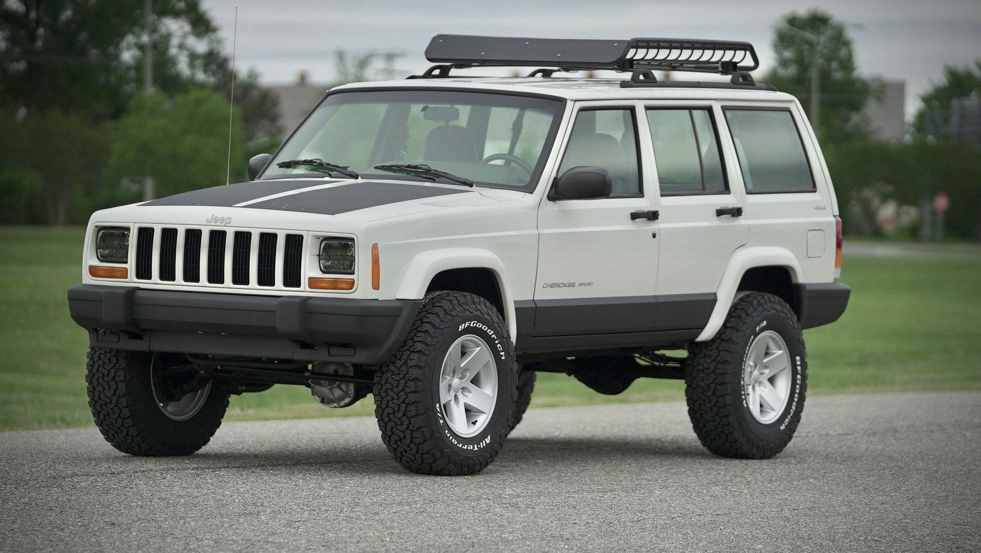 2001 jeep cherokee das stage 2 cherokee xj