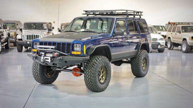 2000 Jeep Cherokee