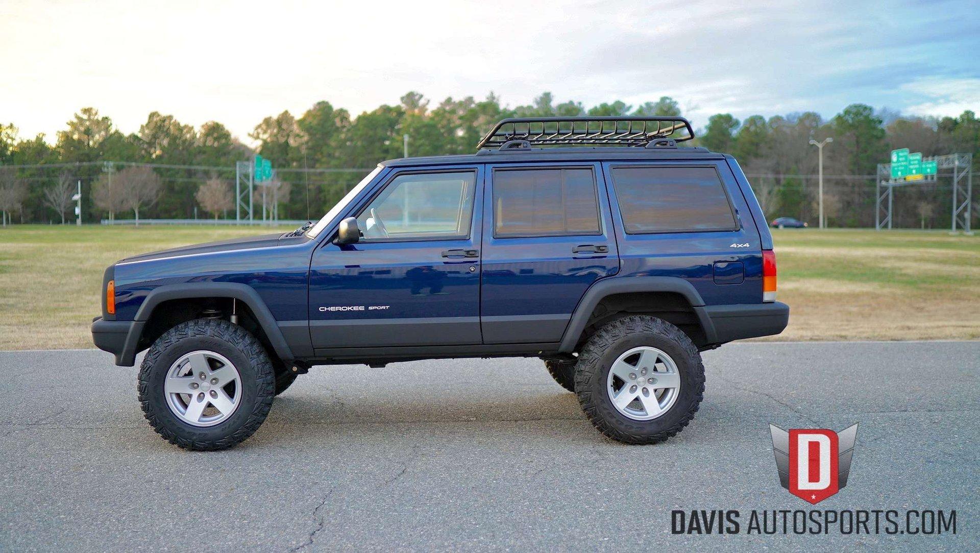 1997 jeep cherokee 5 speed