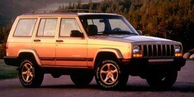 1999 jeep cherokee 4dr se 4wd