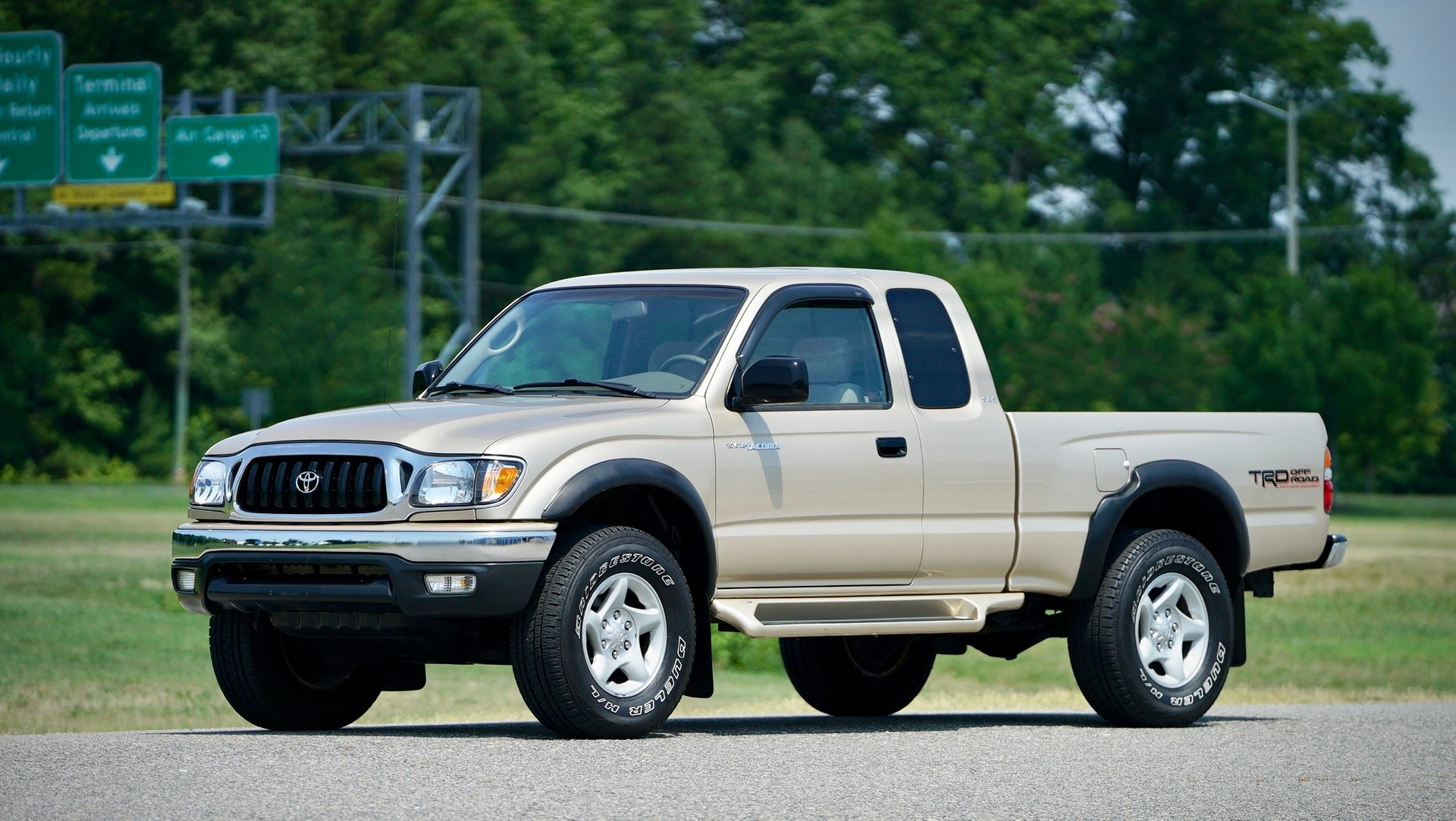 2002 toyota tacoma xtracab 4x4 trd off road
